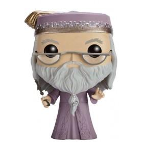 Harry Potter POP! Movies Vinyl figurine Dumbledore with Wand 9 cm