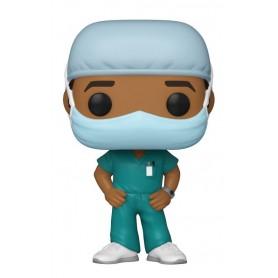 Front Line Worker POP! Heroes Vinyl figurine Male 2 9 cm