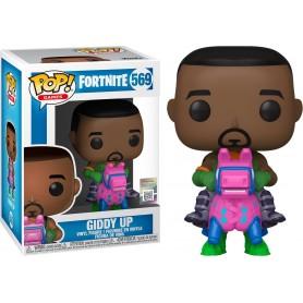 POP Fortnite 569 Giddy up