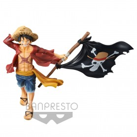 One Piece Figurine Monkey D. Luffy