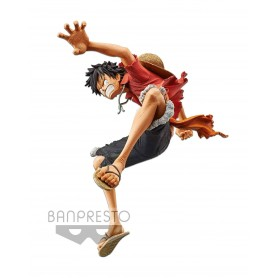One Piece Figurine Stampede movie King of Artist Monkey D Luffy