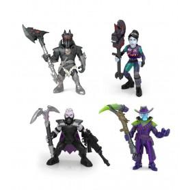 Fortnite Battle Royale Collection série 3 pack 4 figurines 5 cm