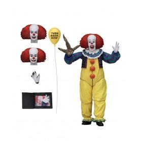 « Il » est revenu 1990 figurine Ultimate Pennywise Version 2 18 cm