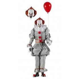 « Il » est revenu 2017 figurine Retro Pennywise 20 cm