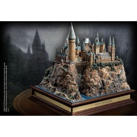 Harry Potter sculpture décor Poudlard
