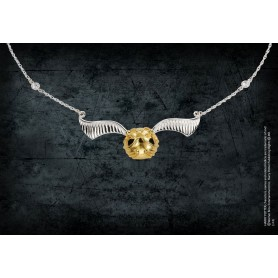 Harry Potter collier argent Vif d´Or