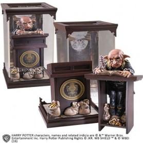Harry Potter Statuette Magical Creatures Gringotts Goblin 19 cm