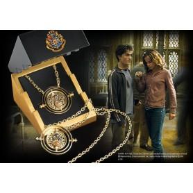 Harry Potter retourneur de temps (argent plaqué or)
