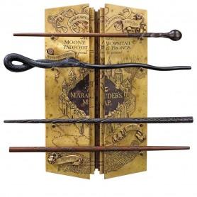 Harry Potter set baguettes magiques The Marauder's Collection
