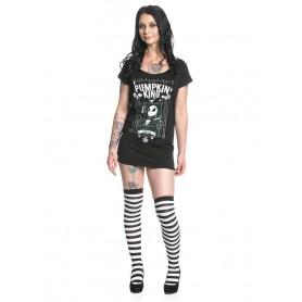 L´étrange Noël de Mr. Jack T-Shirt femme King Jack (L)