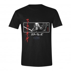 Star Wars Episode IX T-Shirt Kylo Ren Katakana (XL)