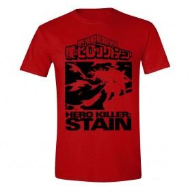 My Hero Academia T-Shirt Hero Killer Stain (S)