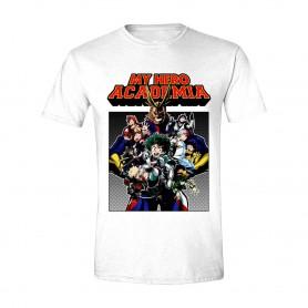 My Hero Academia T-Shirt Poster Shot (XL)