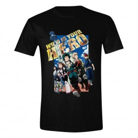 My Hero Academia T-Shirt Movie Teaser (L)