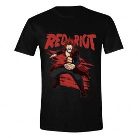 My Hero Academia T-Shirt Red Riot (M)