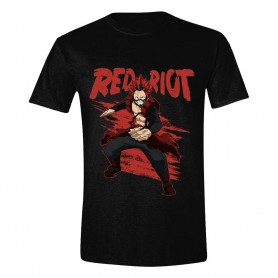 My Hero Academia T-Shirt Red Riot (S)