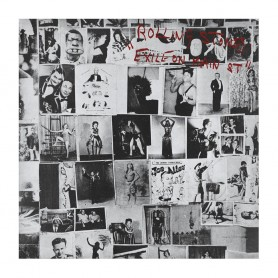The Rolling Stones Rock Saws puzzle  Exile On Main St. (500 pièces)