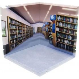 Dioramansion 150 pour figurines Nendoroid et Figma Library