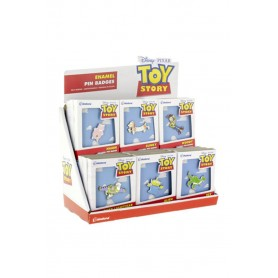 Toy Story assortiment 18 pin's Enamel Label