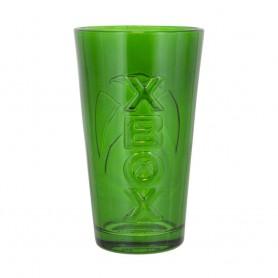XBox verre Shaped Logo