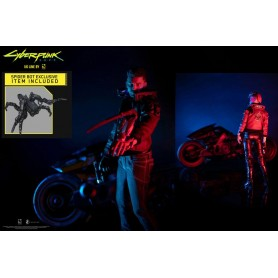 Cyberpunk 2077 figurines V Male