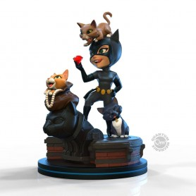 DC Comics figurine Q-Fig Elite Catwoman 12 cm