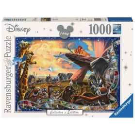 Disney Collector´s Edition puzzle Le Roi lion (1000 pièces)