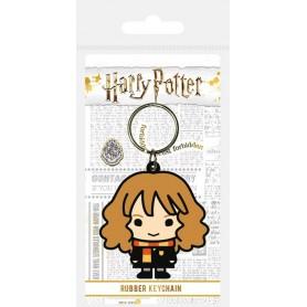 Harry Potter porte-clés caoutchouc Chibi Hermione 6 cm