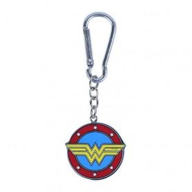 Wonder Woman assortiment porte-clés 3D Logo 4 cm (10)