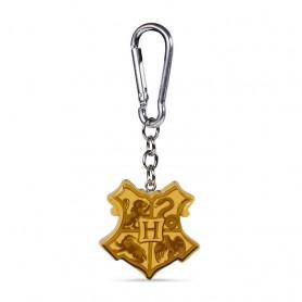 Harry Potter assortiment porte-clés 3D Hogwarts Crest 4 cm (10)