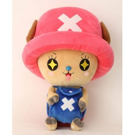 One Piece peluche Chopper New Ver. 4 45 cm