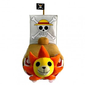 One Piece peluche Thousand Sunny 25 cm