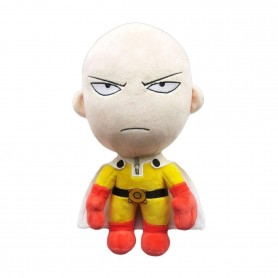 One-Punch Man peluche Saitama Angry Version 28 cm