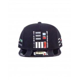 Star Wars casquette Snapback Darth Vader Buttons