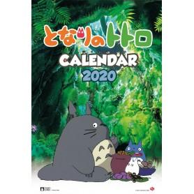 Mon Voisin Totoro calendrier 2020 *ANGLAIS*