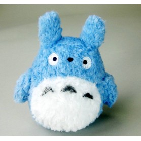 Studio Ghibli peluche Fluffy Medium Totoro 14 cm