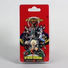 My Hero Academia porte-clés PVC Katsuki Bakugo