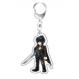 Dissidia Final Fantasy porte-clés acrylique Noctis