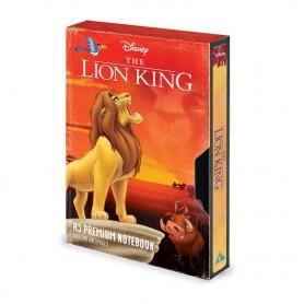 Le Roi lion carnet de notes Premium A5 Circle of Life VHS