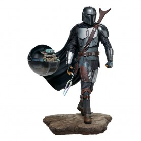 Star Wars The Mandalorian statuette Premium Format The Mandalorian 51 cm