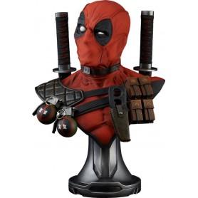 Marvel Comics buste 1/1 Deadpool 71 cm