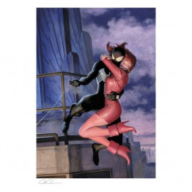 Marvel impression Art Print The Amazing Spider-Man 638: One Moment In Time 46 x 61 cm non encadrée