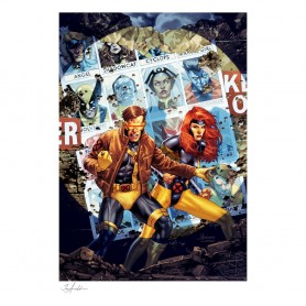 Marvel impression Art Print X-Men 7 46 x 61 cm - non encadrée