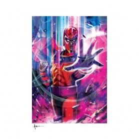 Marvel impression Art Print Magneto 46 x 61 cm - non encadrée