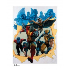 Marvel impression Art Print Giant-Size X-Men 56 x 67 cm - non encadrée