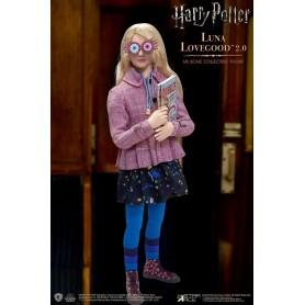 Harry Potter My Favourite Movie figurine 1/6 Luna Lovegood Casual Wear Limited Edition 26 cm