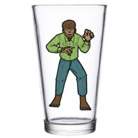 Universal Monsters verre Wolf Man