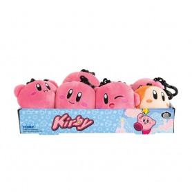Kirby présentoir porte-clés peluche Mocchi-Mocchi 10 cm (8)