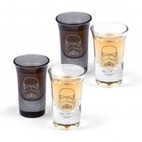 Original Stormtrooper Set 4 verres à shot