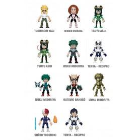 My Hero Academia présentoir figurines Action Vinyls 8 cm (12)